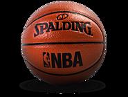 NBA经典纪念玩赏PU篮球1号球