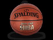 SPALDING官方旗舰店Dura Grip复合材料表皮PU篮球74-269Y