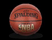 金色NBA LOGO粘软篮球