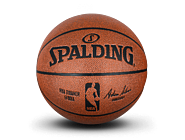 SPALDING官方旗舰店超重3磅训练球室内PU篮球74-880Y 74-880y