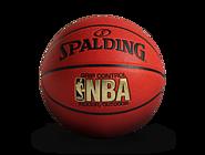 斯伯丁 76-076YC NBA红色掌控7号球 专属定制