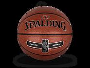 2017NBA银色经典系列全粒面PU篮球76-018Y
