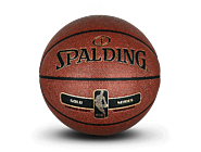 2017NBA金色经典全粒面表皮PU篮球76-014Y