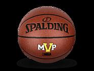 SPALDING官方旗舰店ALL SURFACE系列MVP室内室外PU篮球76-026Y 76-026y
