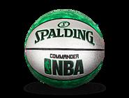 commander数码迷彩绿色室内外PU篮球76-247Y
