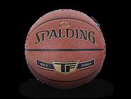 斯伯丁TF经典系列篮球金色经典76-857y