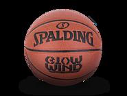 斯伯丁旋风系列PU篮球76-993y
