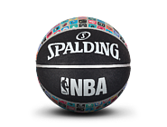 NBA队徽lCON系列室外橡胶篮球83-649y