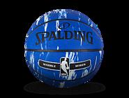 大理石印花系列 蓝/白室外橡胶球83-633y